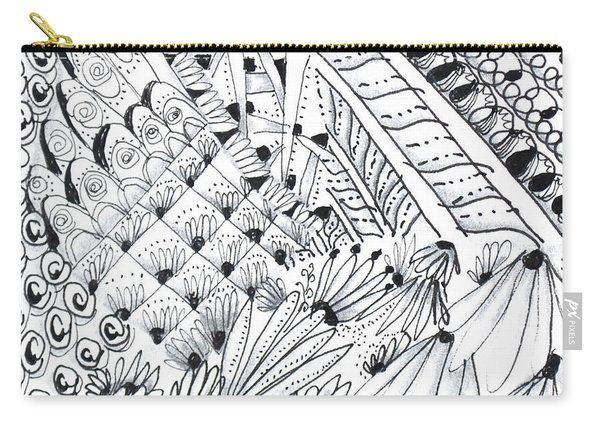 Sister Tangle Carry-all Pouch