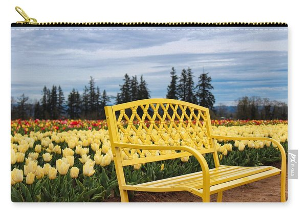 Sit And Enjoy Carry-all Pouch