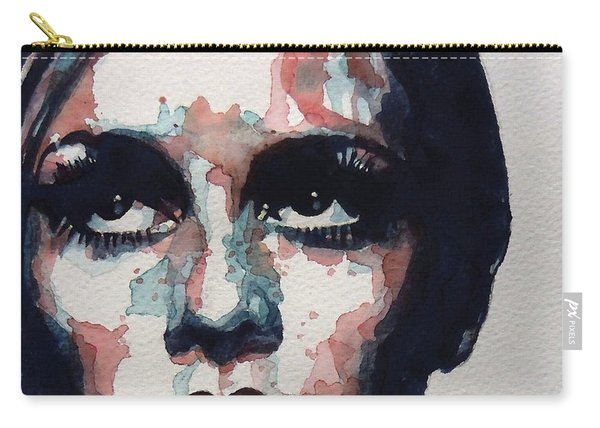 Sixties Sixties Sixties Twiggy Carry-all Pouch