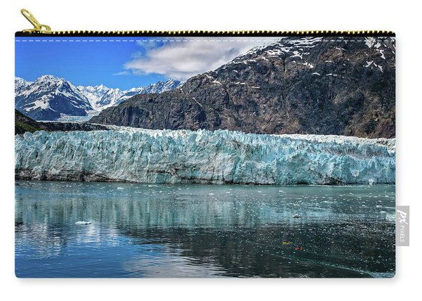 Size Perspective No Margerie Glacier Carry-all Pouch