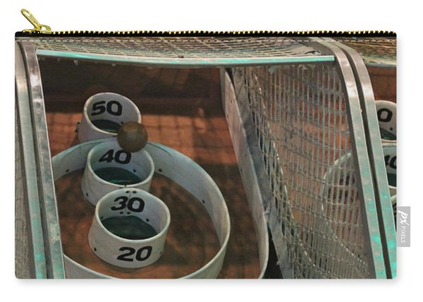 Skee Ball At Marty's Playland Carry-all Pouch