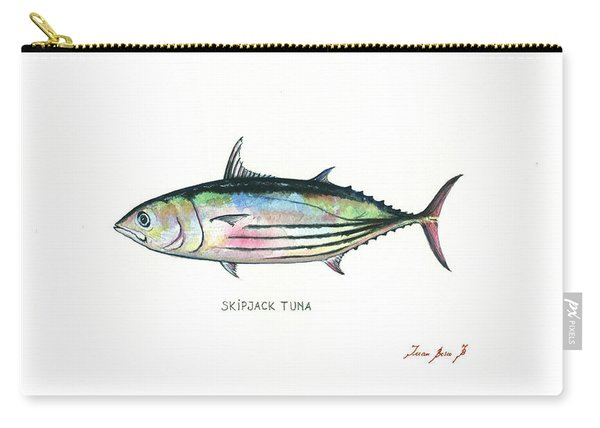 Skipjack Tuna Carry-all Pouch