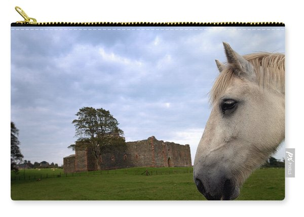 Skipness Castle Carry-all Pouch