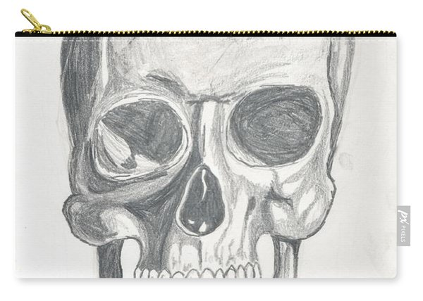 Skull Study 2 Carry-all Pouch