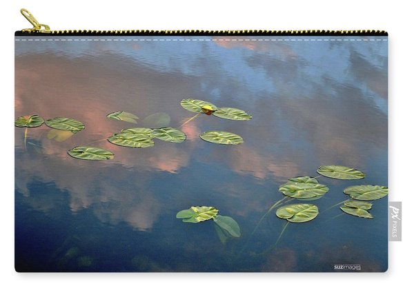 Sky Meets Water Carry-all Pouch
