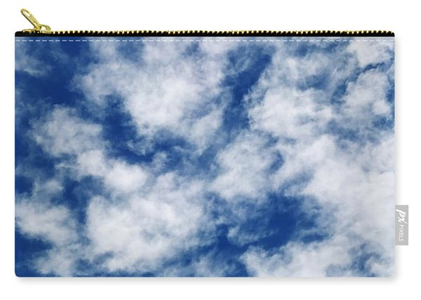 Sky Paint Carry-all Pouch