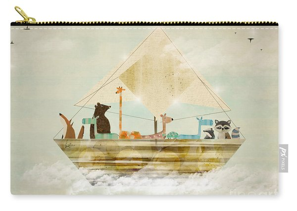 Sky Sailers Carry-all Pouch