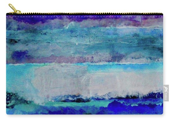 Sky Striations Carry-all Pouch