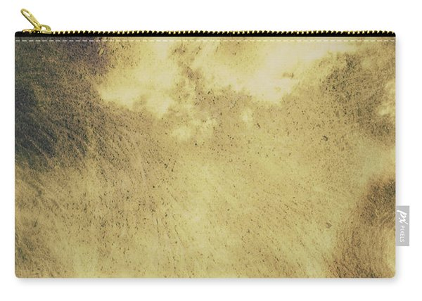 Sky Texture Background Carry-all Pouch