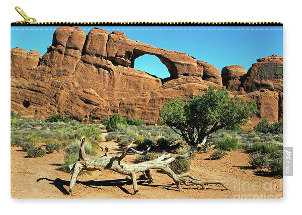 Skyline Arch Carry-all Pouch