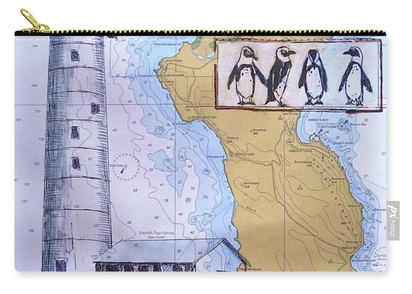 Slangkop Lighthouse Carry-all Pouch