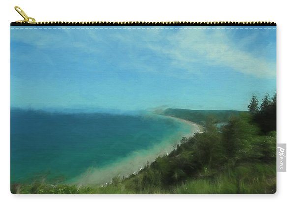Sleeping Bear Dunes Oil Carry-all Pouch