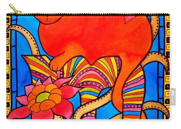 Sleeping Beauty By Dora Hathazi Mendes Carry-all Pouch