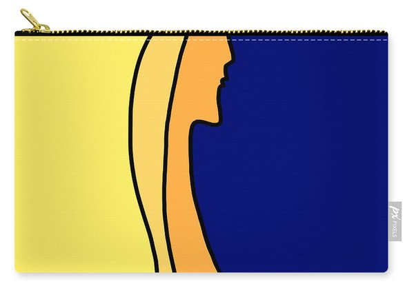 Slender Carry-all Pouch