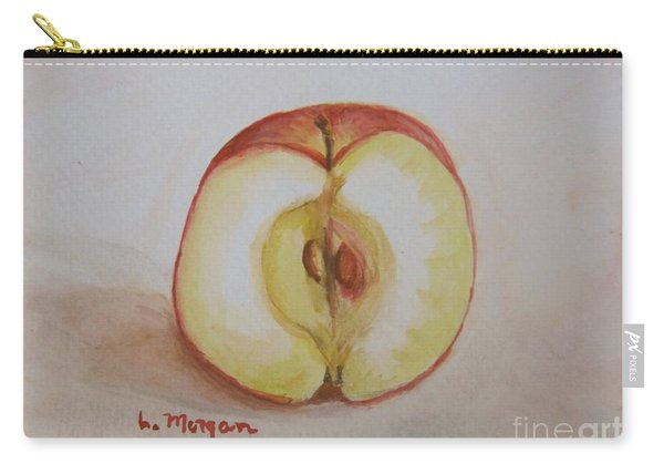 Sliced Apple Carry-all Pouch