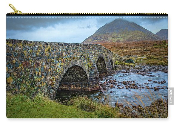 Sligachan Bridge View #h4 Carry-all Pouch
