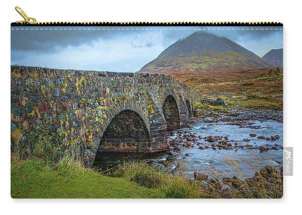 Sligachan Bridge View #h4 Carry-all Pouch