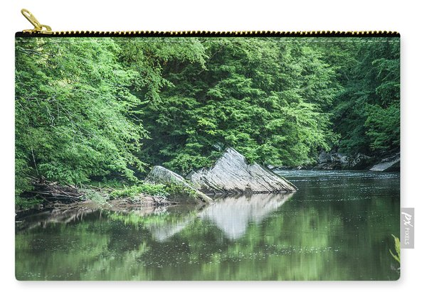 Slippery Rock Gorge - 1891 Carry-all Pouch