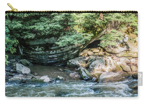 Slippery Rock Gorge - 1895 Carry-all Pouch
