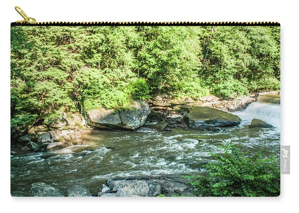 Slippery Rock Gorge - 1898 Carry-all Pouch