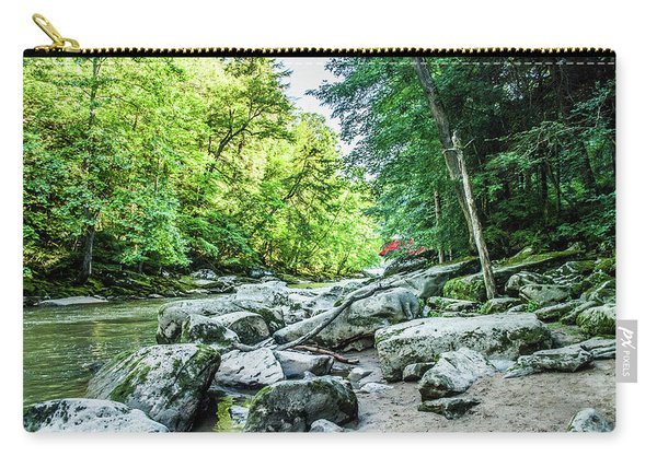 Slippery Rock Gorge - 1905 Carry-all Pouch