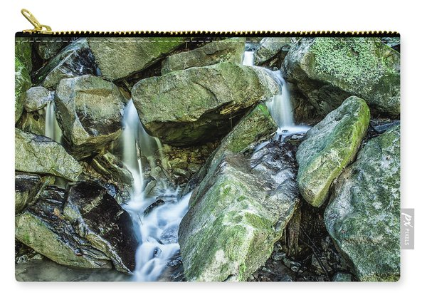 Slippery Rock Gorge - 1929 Carry-all Pouch