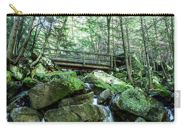Slippery Rock Gorge - 1930 Carry-all Pouch