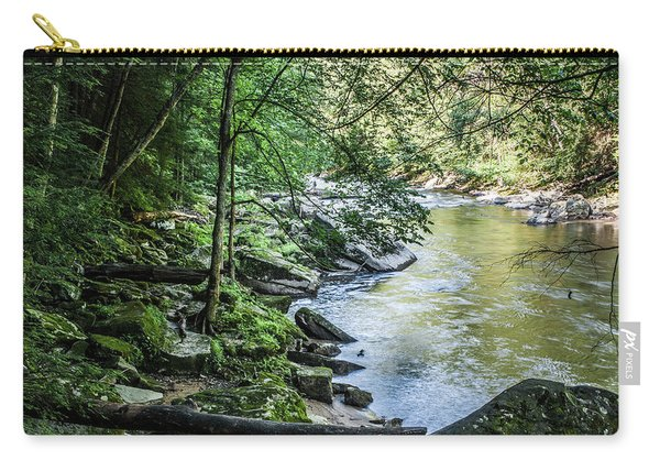 Slippery Rock Gorge - 1934 Carry-all Pouch