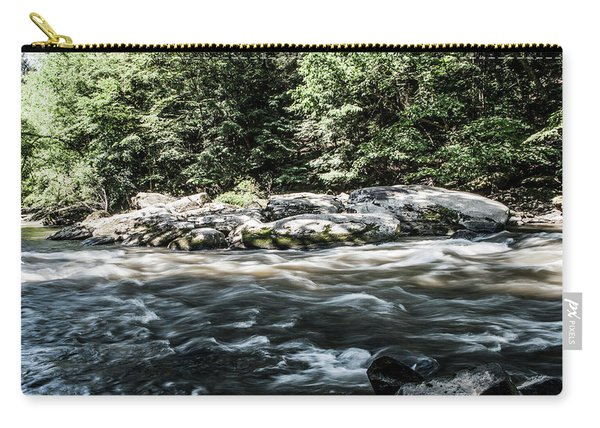 Slippery Rock Gorge - 1943 Carry-all Pouch