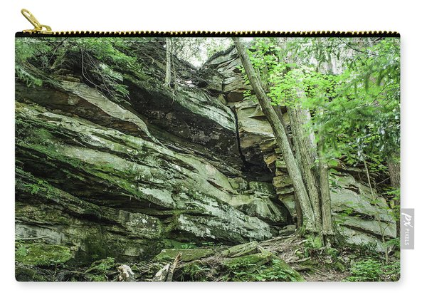 Slippery Rock Gorge - 1958 Carry-all Pouch