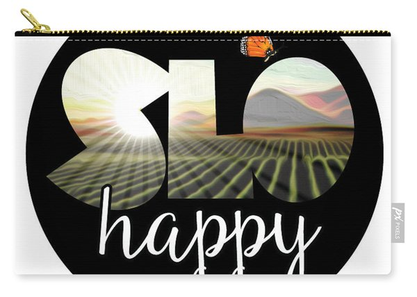 Slohappyedna Carry-all Pouch