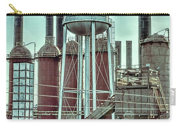 Sloss Furnaces Tower 3 Carry-all Pouch