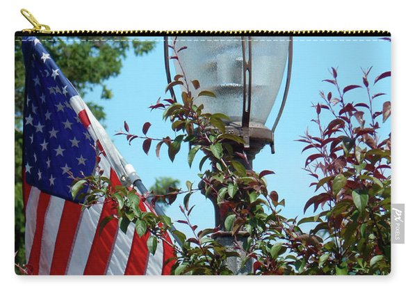 Small Town Anywhere Usa Carry-all Pouch