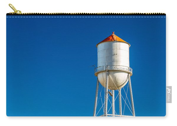 Small Town Water Tower Carry-all Pouch