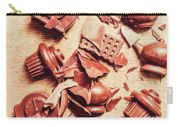 Smashing Chocolate Fondue Party Carry-all Pouch