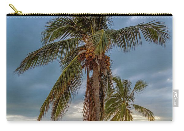 Smathers Beach Coconut Sunset Carry-all Pouch