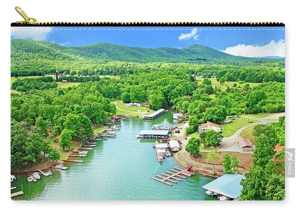 Smith Mountain Lake, Virginia. Carry-all Pouch