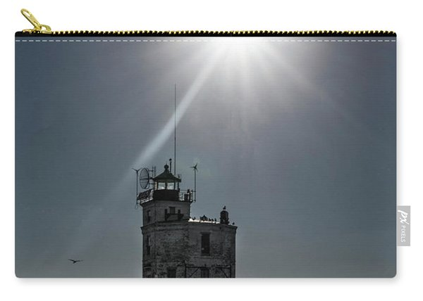 Smith Point Lighthouse Carry-all Pouch