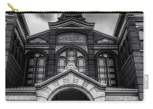 Smithsonian Arts And Industries Building Carry-all Pouch