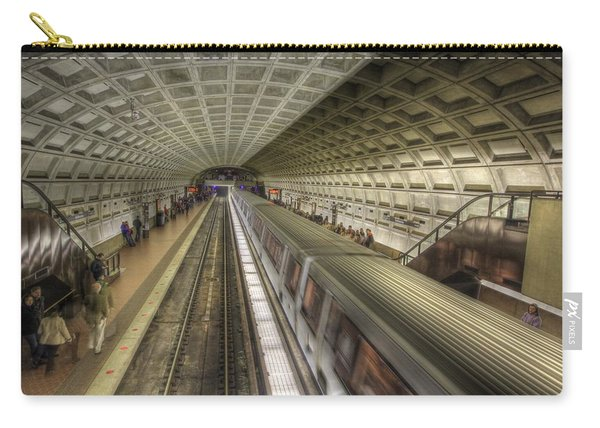 Smithsonian Metro Station Carry-all Pouch