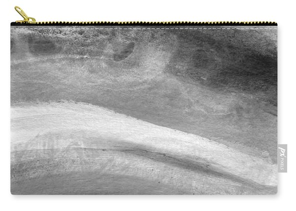 Smoke- Abstract Art By Linda Woods Carry-all Pouch
