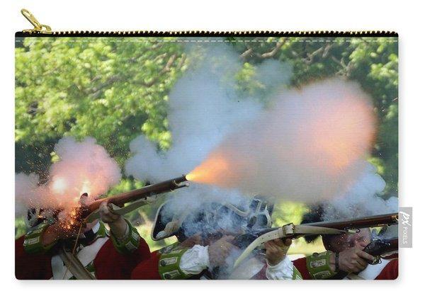 Smoking Guns Carry-all Pouch