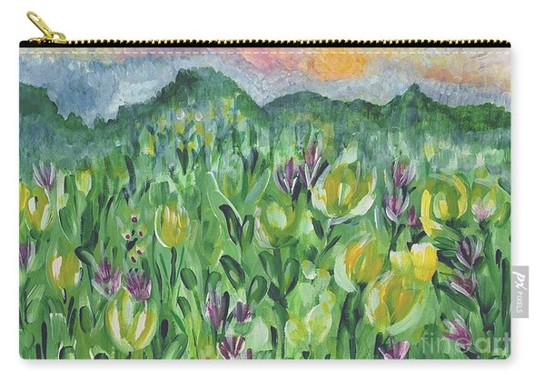 Smoky Mountain Dreamin Carry-all Pouch