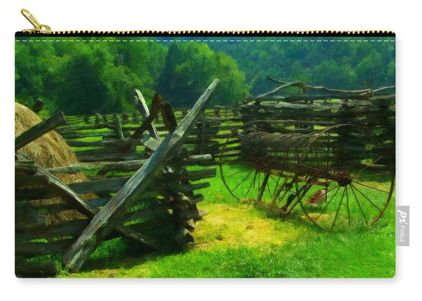 Smoky Mountain Farm 1900s Carry-all Pouch