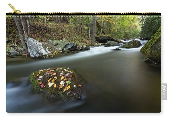Smoky Mountain Peace Carry-all Pouch