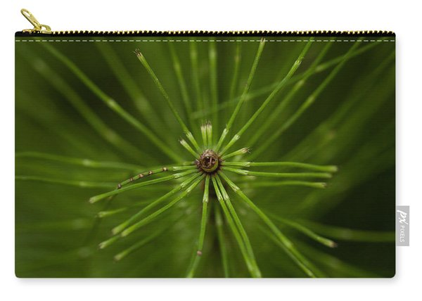Snake Grass Carry-all Pouch