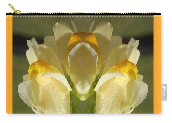 Snappy Bouquet Carry-all Pouch
