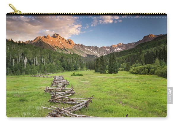 Sneffels Fence Horizontal Carry-all Pouch