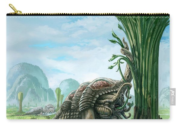 Snelephant Carry-all Pouch