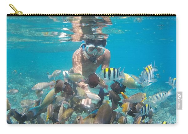Snorkeling Carry-all Pouch